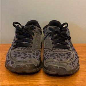 Nike Running Sneakers Gray Cheetah Women's 6.5